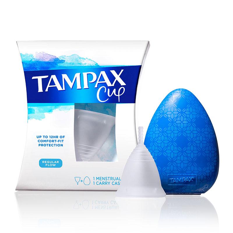 Tampax Cup Regular