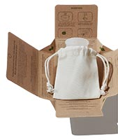 OrganiCup Packaging
