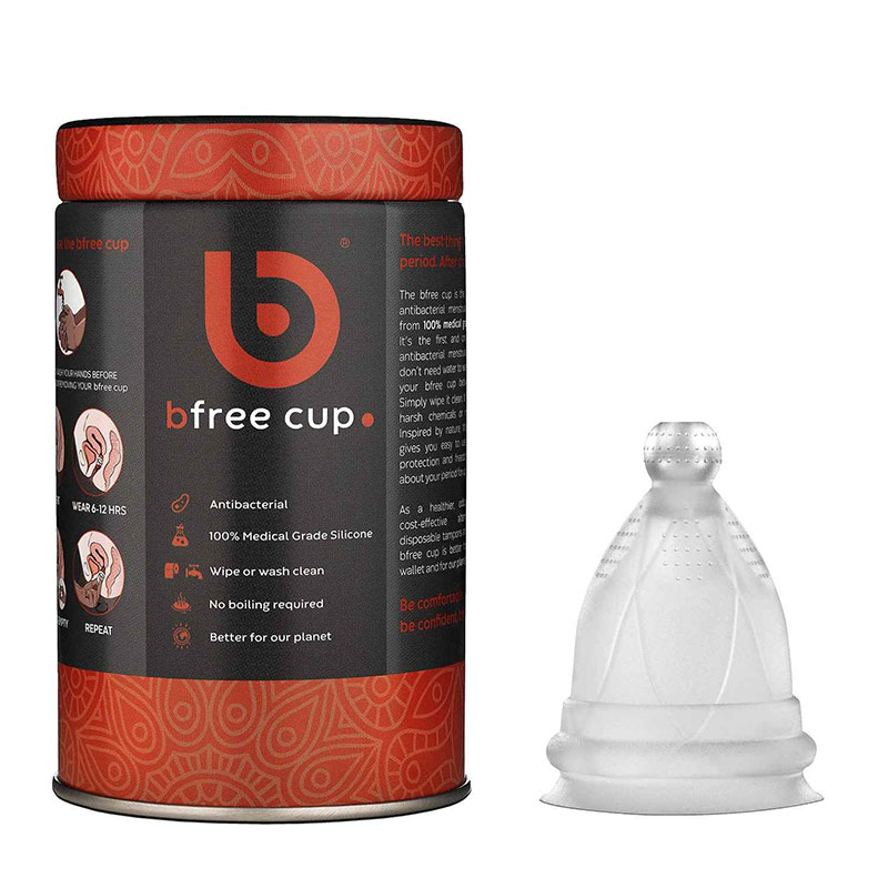 bfree Cup antibacterial menstrual cup
