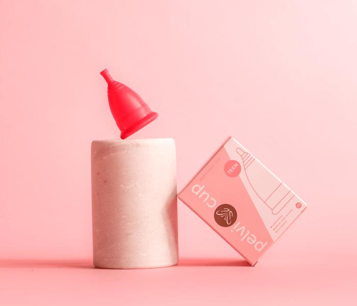 Pelvi Teen Menstrual Cup