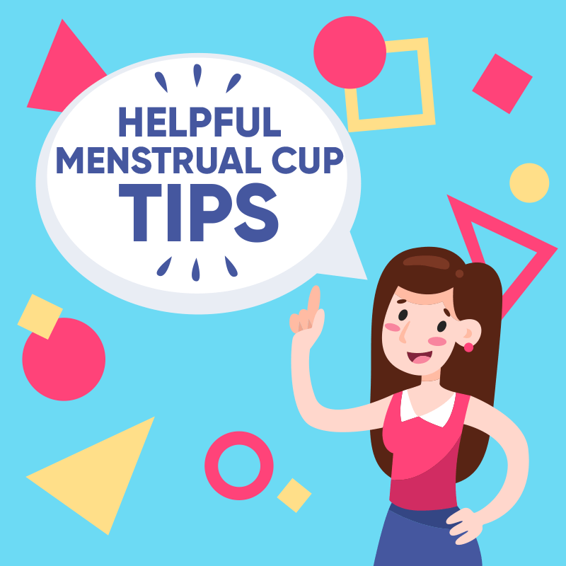 Helpful Menstrual Cup Tips