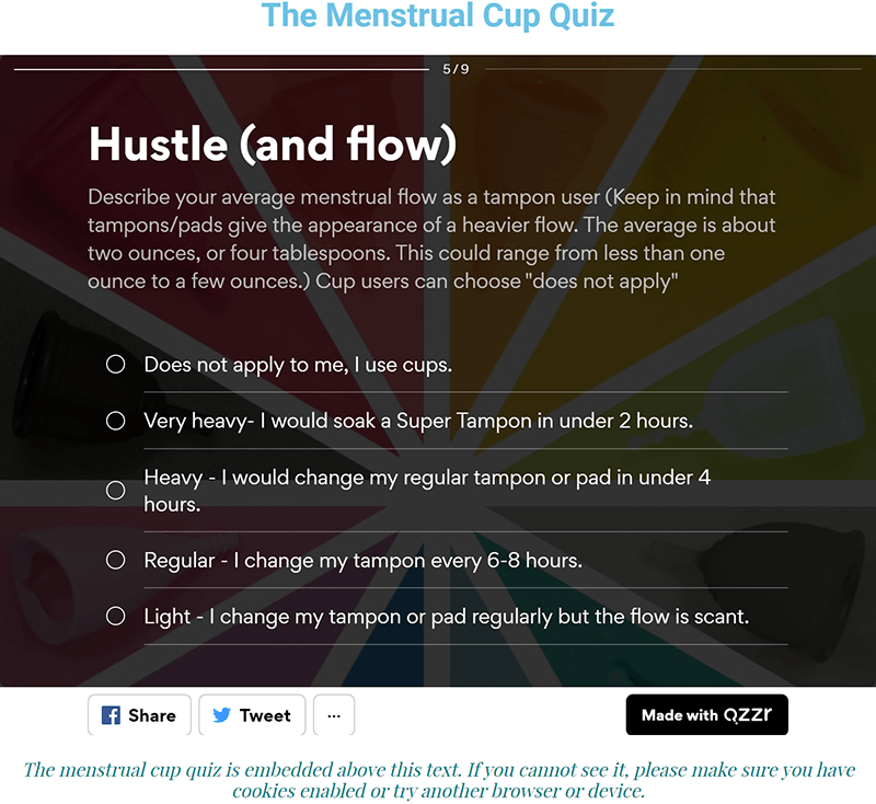 Put A Cup In It: The Cup Quiz Question 5