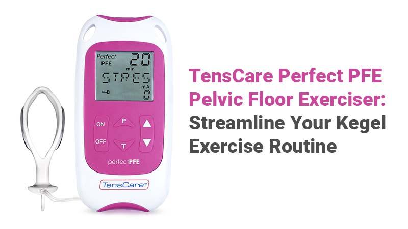 TensCare Perfect PFE Pelvic Floor Exerciser