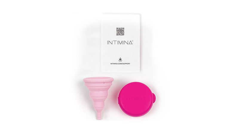 Intimina Lily Cup Compact Size A Package Contents
