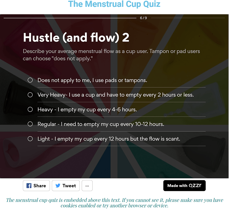 Put A Cup In It: The Cup Quiz Question 6