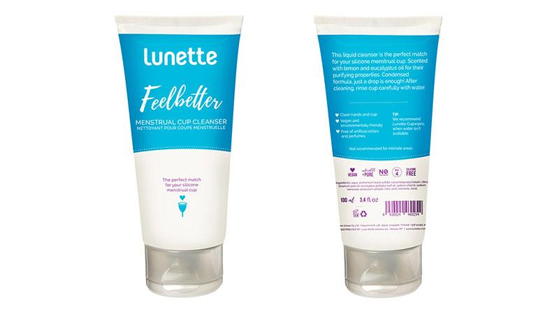 Lunette Feelbetter Cup Cleanser