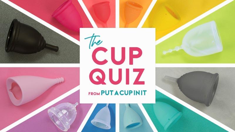 Put A Cup In It: The Cup Quiz Splash Screen