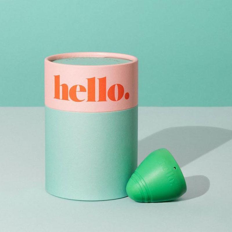 Hello Cup Low Cervix L