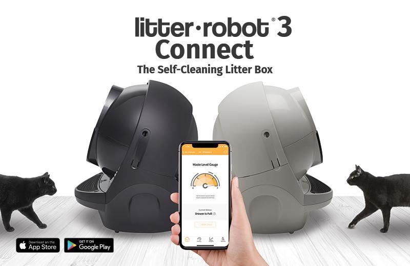 Litter-Robot 3 Connect
