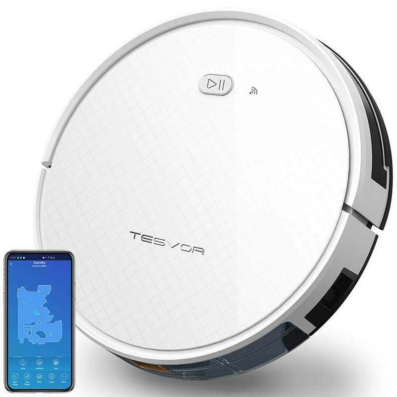 Tesvor X500 Pro Hybrid 2-In-1 Vacuum and Mop